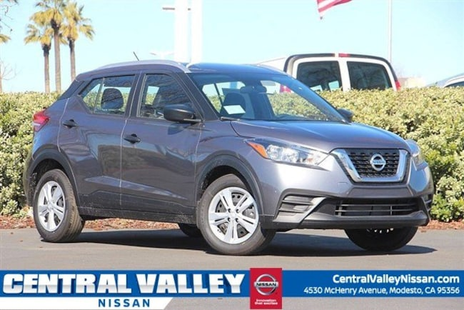 New 2019 Nissan Kicks S SUV for sale in Modesto, CA at Central Valley Nissan