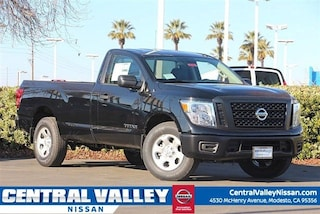 New 2019 Nissan Titan S Truck Single Cab 1N6AA1R80KN514305 for sale in Modesto, CA at Central Valley Nissan