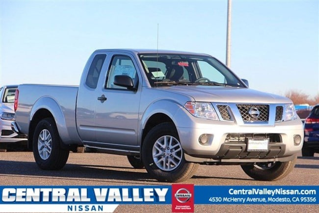 New 2019 Nissan Frontier SV-I4 Truck King Cab for sale in Modesto, CA at Central Valley Nissan
