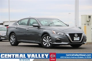 New 2019 Nissan Altima 2.5 S Sedan 1N4BL4BV5KC220399 for sale in Modesto, CA at Central Valley Nissan