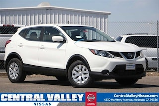 New 2019 Nissan Rogue Sport S SUV JN1BJ1CP8KW227024 for sale in Modesto, CA at Central Valley Nissan