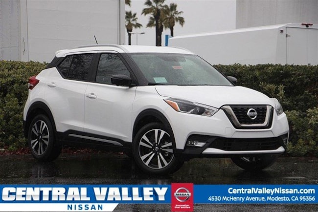 New 2019 Nissan Kicks SR SUV for sale in Modesto, CA at Central Valley Nissan