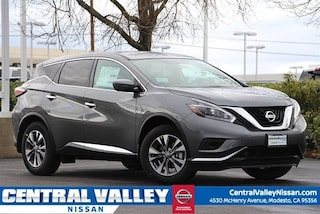 New 2018 Nissan Murano S SUV for sale in Modesto, CA at Central Valley Nissan