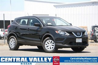 New 2019 Nissan Rogue Sport S SUV JN1BJ1CPXKW526854 for sale in Modesto, CA at Central Valley Nissan