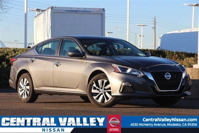 New 2019 Nissan Altima 2.5 S Sedan for sale in Modesto, CA at Central Valley Nissan