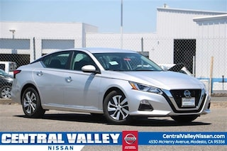 New 2019 Nissan Altima 2.5 S Sedan 1N4BL4BV6KC246669 for sale in Modesto, CA at Central Valley Nissan