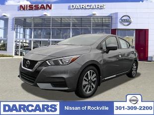 2020 Nissan Versa SV Car