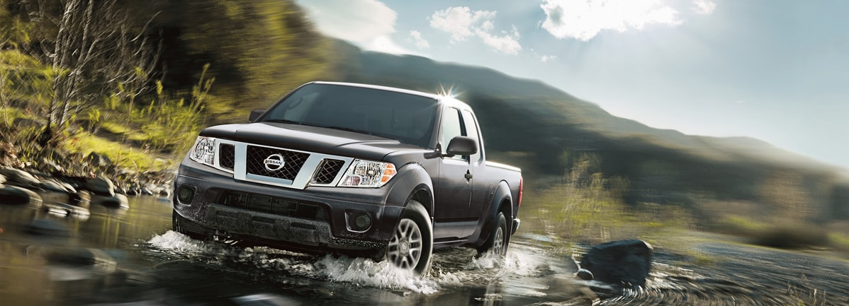 2019 Nissan Frontier SV King Cab Truck