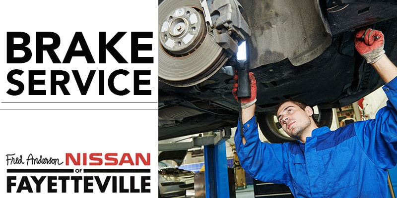 Experienced Nissan Brake Service | Fayetteville, NC