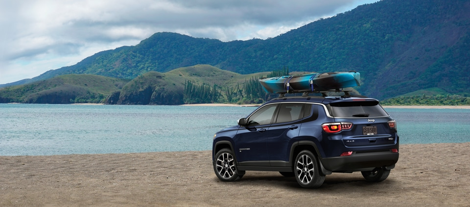 New Jeep Compass For Sale In Fowlerville MI