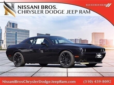 Featured 2018 Dodge Challenger T/A 392 Coupe for sale near you in Culver City, CA