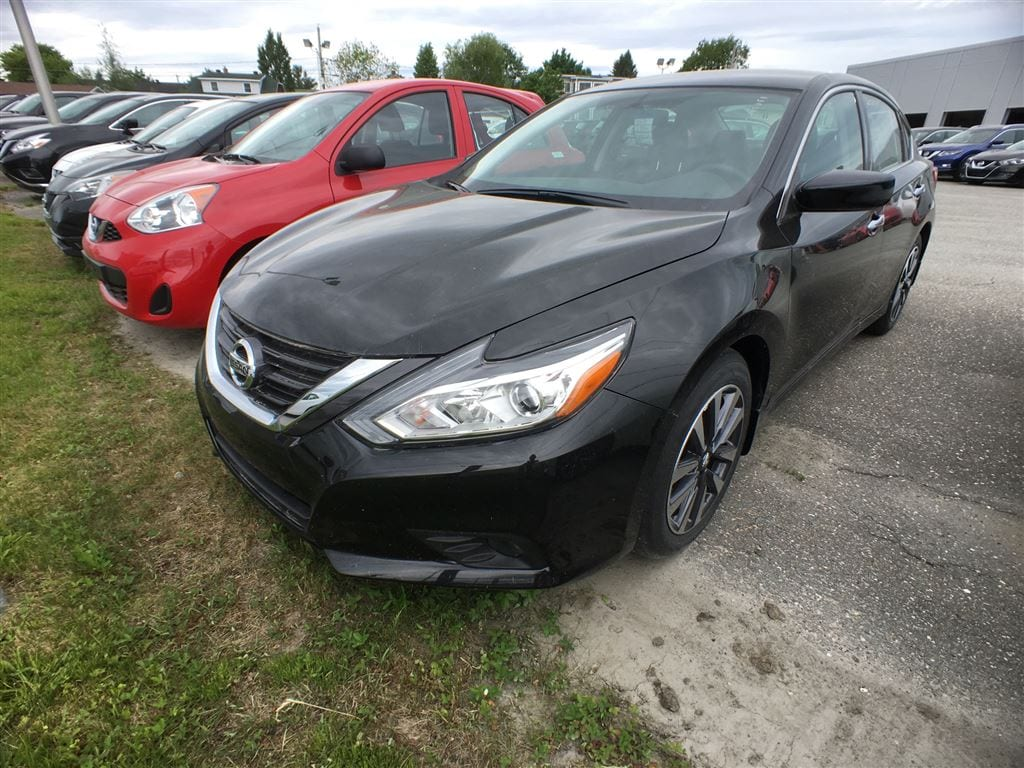 2017 Nissan Altima 2.5 SV Berline
