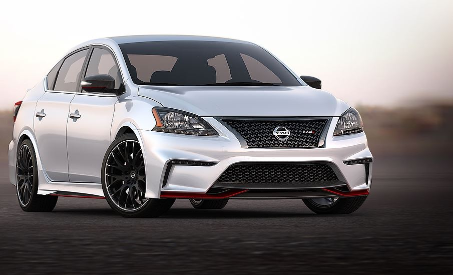 Nissan Of Mckinney All New 2017 Nissan Sentra Nismo Unveiled At La