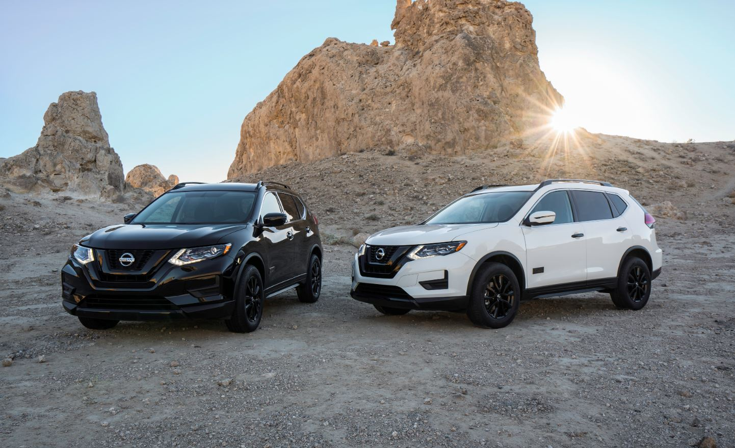 2017 Nissan Rogue: Rogue One Star Wars Limited Edition Will