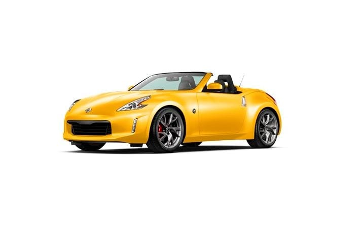 2017 Nissan 370Z Roadster Earns Top Award