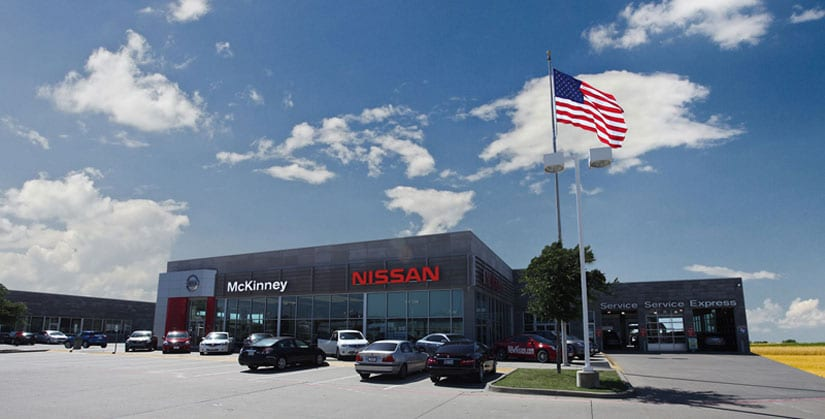 About Nissan Of McKinneyu0027s Texas Nissan Dealership