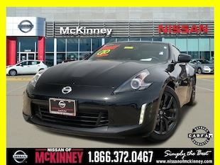 2019 Nissan 370Z Base w/Heritageedition Coupe