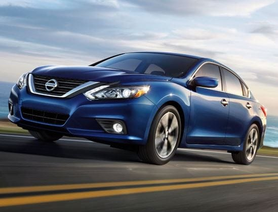 2017 Nissan Altima Wins Top Award