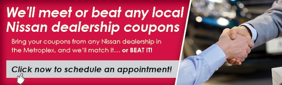 Nissan Dealerships Dfw >> Nissan Service Center Auto Repair Mckinney Dallas Tx
