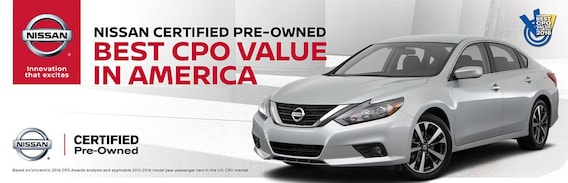 Nissan Certified Pre Owned >> Benefits Of Buying A Certified Pre Owned Nissan Nissan North
