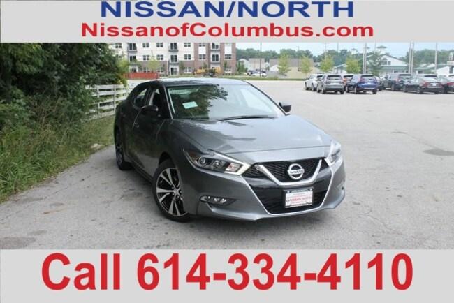 2018 Nissan Maxima 3.5 S Sedan For Sale in Columbus, OH