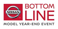 Nissan Bottom Line Model-Year End Event