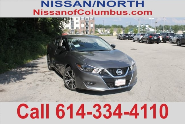 2018 Nissan Maxima 3.5 S Sedan For Sale in Columbus, OH