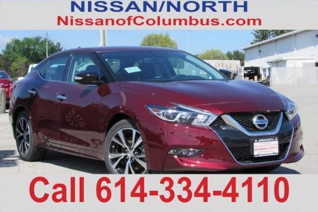 2018 Nissan Maxima 3.5 SV Sedan For Sale in Columbus, OH