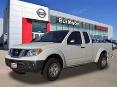 2019 Nissan Frontier S Truck