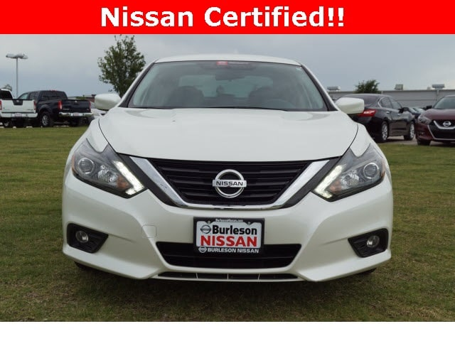 Nissan Of Burleson >> Certified 2016 Nissan Altima For Sale In Burleson Tx Gc255781a
