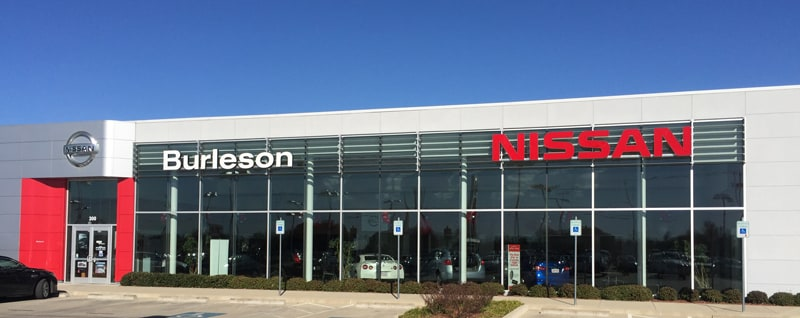 Nissan Dealer Near Crowley, TX