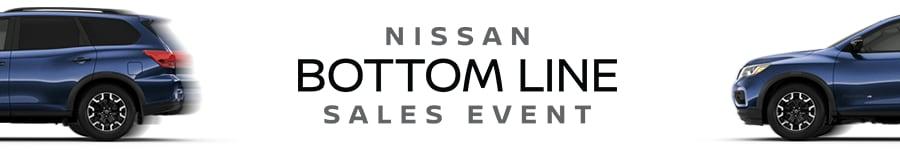 Nissan Of Burleson >> New Nissan Specials In Burleson Tx Burleson Nissan