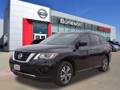 2019 Nissan Pathfinder S Wagon