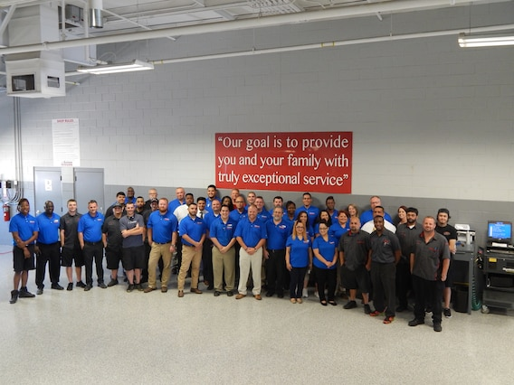 Nissan Of Burleson >> About Us Burleson Nissan Dealership