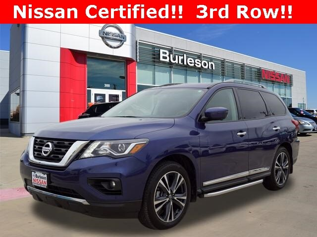 Nissan Of Burleson >> Used Car Specials Burleson Nissan Near Cleburne Fort Worth Tx