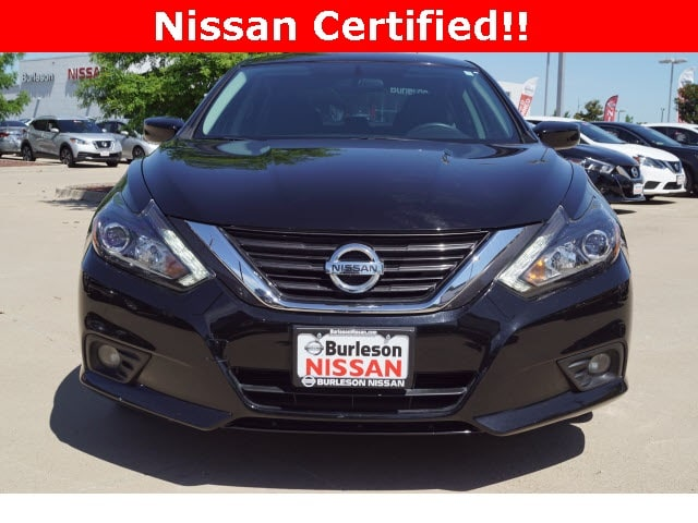 Nissan Of Burleson >> Certified 2016 Nissan Altima For Sale In Burleson Tx Gc251131a