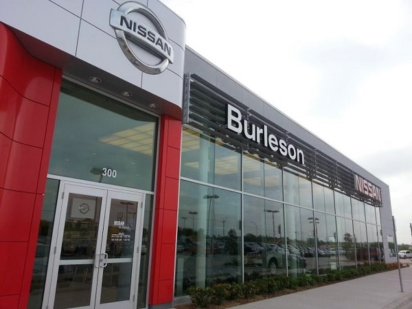 New Used Car For Sale At Nissan Car Dealership In Arlington Tx