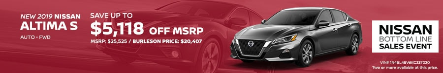 Nissan Of Burleson >> New Used Car Dealer Burleson Nissan Near Dallas Fort Worth Tx