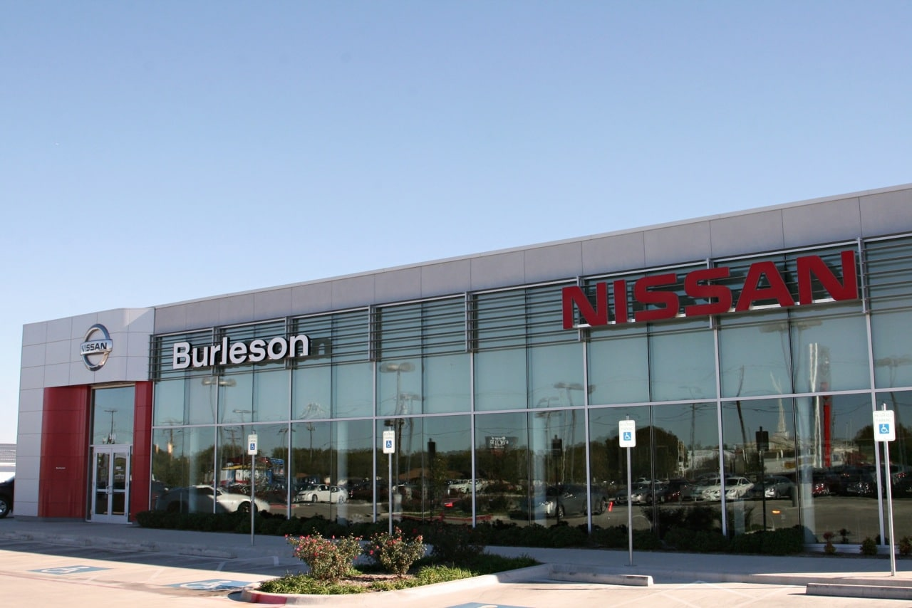 about us burleson nissan. Black Bedroom Furniture Sets. Home Design Ideas