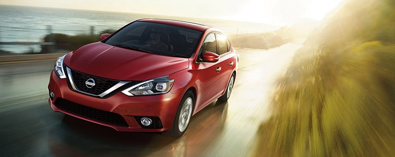 Nissan Of Burleson >> 2017 vs 2016 Nissan Sentra: What's The Difference ...