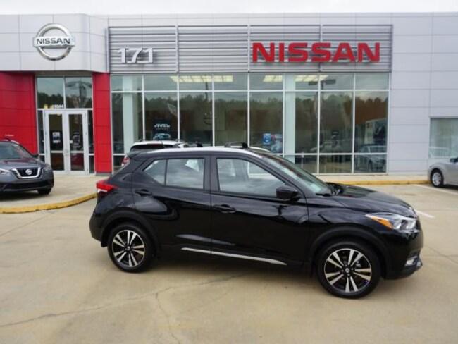 2018 Nissan Kicks SUV