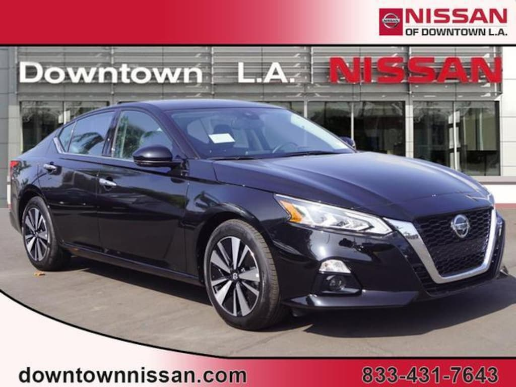 New 2019 Nissan Altima For Sale at Downtown L A  Auto Group