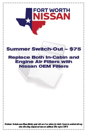 Summer Switch-Out