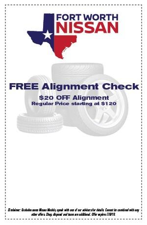 Free Alignment Check