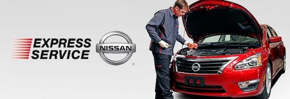 Nissan Dealerships Dfw >> Fort Worth Nissan Express Service Nissan Dealer In Dfw