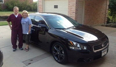Nissan Of Burleson >> Burleson Texas Nissan Customers Happy Customers From