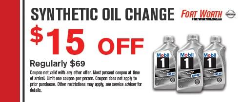 Oil Change Deals Near Me >> Nissan Service Deals Near Me in Fort Worth TX