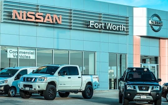 Check out new 2015 Nissans at Fort Worth Nissan.