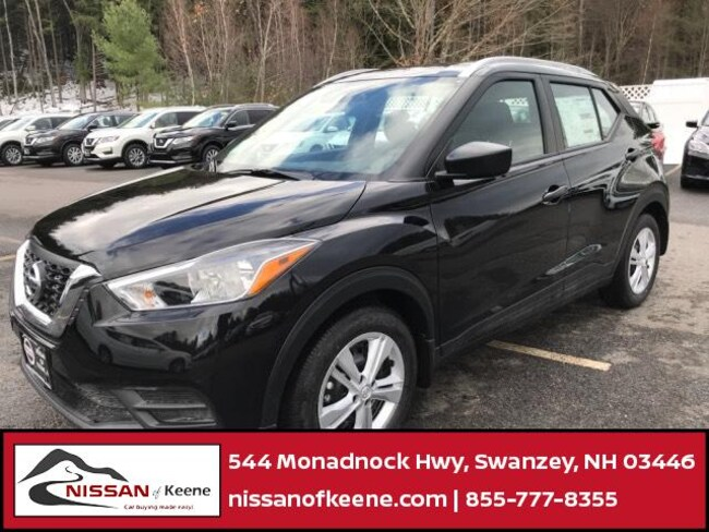 2018 Nissan Kicks S SUV [G-I, L92, N92, C03, FLO, IKP, SGD, KH3, B92] For Sale in Swazey, NH