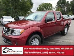 2019 Nissan Frontier SV Truck Crew Cab [NAH, C03, W-0] For Sale in Keene, NH